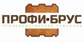 Логотип Профилированный брус