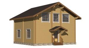 Пример готового проекта домокомплекта для сборки