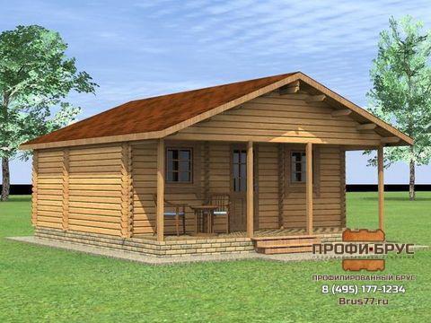 Дачный домик №27