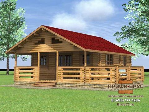 Дачный домик №32