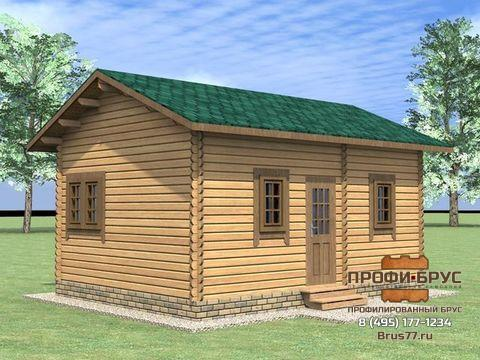 Дачный домик №25