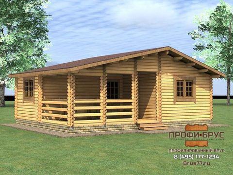 Дачный домик №28