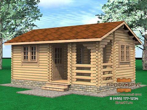 Садовый домик №7