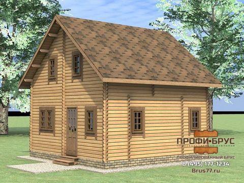 Дачный домик №33